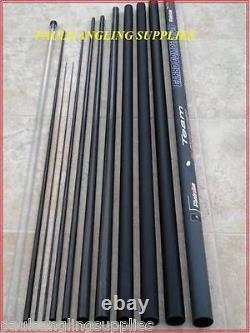 11m Carp Fishing Pole Carbo Omni with Extra Top Kit