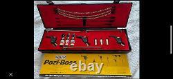 1x Solar Tackle 3 Rod Presentation Box Bobbins Hangers Carp Fishing