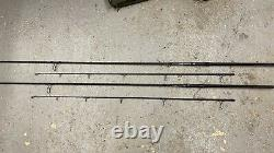 2 Sonik Xtractor Rods And Reels 10ft 3.25tc With Rod Sleeves