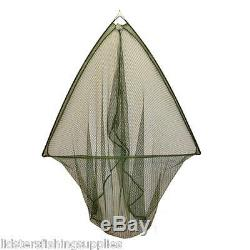 3 Rod Carp Fishing set up Reels Bag Bait Mat + Handle Scales Net Alarms Table