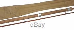 B James & Son Richard Walker Mark IV Avon Split Cane Fishing Rod