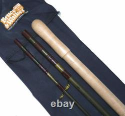 Bruce & Walker Carbon Carp CT 12 3 piece specimen rod & maker's bag