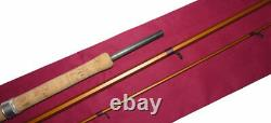 Bruce & Walker Hexagraph Gerry Swanton Specialist Rod, 12 2 piece carp Avon rod