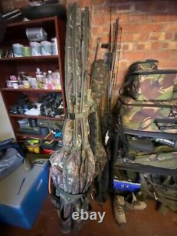 Carp Fishing Full set up with RT4 top end gear