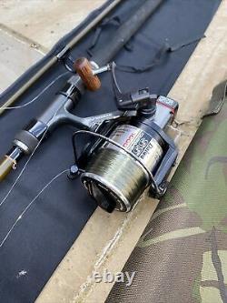 Carp Gear, Floater Fishing Set Up, Esp Rod, Daiwa Ss1000, Plus More