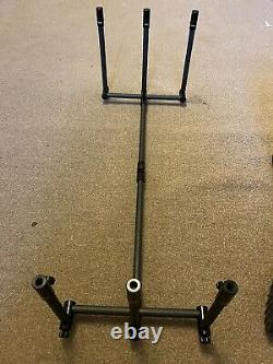 Century Carbon 3 Rod Pod For Carp Fishing