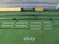 Drennan series 7 12 ft specialist avon quiver rod 1 1/2 lb tc used barbel rod