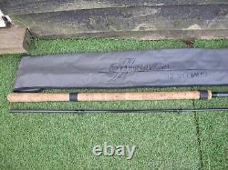 Drennan specialist 12 ft 1 1/4 lb tc avon barbel rod used barbel fishing tackle