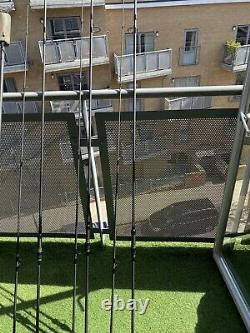 Esp Sniper Mk2 And Net (korda Fox Free Spirit Harisson Carp Rod)
