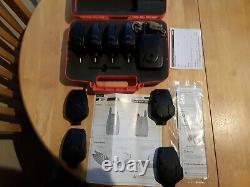 Fishing alarms fox mxr+ 4rod presentation set
