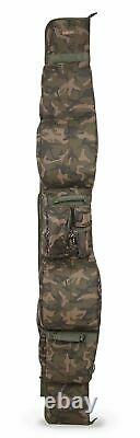 Fox CamoLite 12ft 2+2 Rod Case / Carp Fishing Luggage