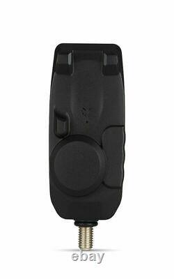 Fox Mini Micron X 3 Rod Presentation Set (CEI198) Carp Fishing Bite Alarms