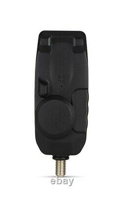 Fox Mini Micron X 3 Rod Set NEW Carp Fishing Bite Alarms Set of 3 + Receiver