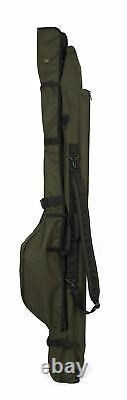 Fox R Series Quiver & 3 Sleeves 12ft / Carp Fishing Rod Bag Luggage