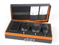 Fox RX+ PLUS Micron Bite Alarms 3 Rod Presentation Set Carp Fishing CEI157