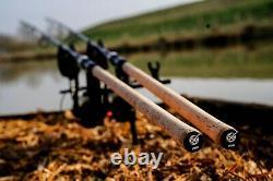 Fox TT Explorer Rod Full Cork NEW Carp Fishing Full Cork Rods Both Sizes