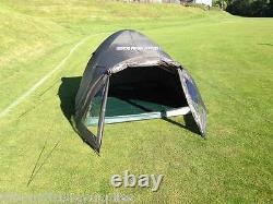 Full Carp Fishing Starter set up Bivvy Tent 2 Rods and Reels Bag Alarms Tackle