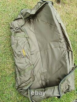 Full carp fishing set poles, rods, bivvy, bed, chair and loads of accessories