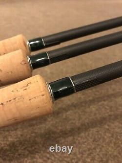 Harrison Acurix 12 2.75 Custom Carp Rod X 3, Cork Handle