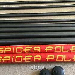 Milo Spider Toledo Carp Match Fishing Pole