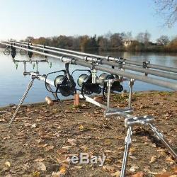 NEW 2020 Solar Tackle P1 GT Grand Tourer Rod Pod P1GT incl Bag Carp Fishing