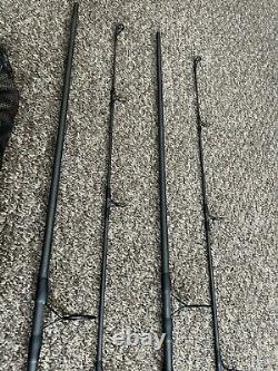 Nash Scope 10ft 3.5 (Special) 2 Rod Set Up + Scope Landing Net + Scope Luggage
