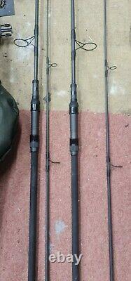 Nash Scope Shrink New Model Shrinks 9ft 3.25 and 3 rod bag