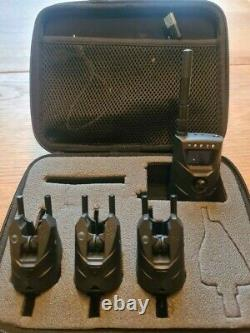 New Direction Tackle S9 3 Rod Presentation Bite Alarm Set