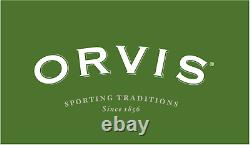 New Orvis Hydros IV Fly Reel In Matte Green 7, 8 Or 9 Weight Rod Free Us Ship