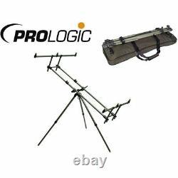 Prologic Rod Pod Tri-lux Rod Pod Carpfishing Angler Basculante Boilies Carp Fox