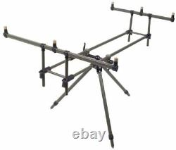 Prologic Tri-Lux Pod 3 Rod Pod & Case NEW Carp Fishing 54355