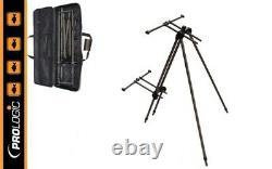 Prologic Tri Sky 3 Rod-Pod carp barbel Fishing