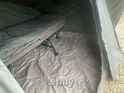 Rod Hutchinson Cabrio 1 Bivvy & Inner Dome & Euro Wrap Deal Carp Fishing