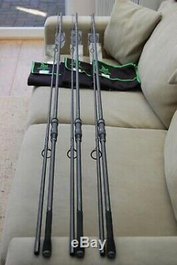 Rod hutchinson 12 ft 3.5 tc dream maker carp rods