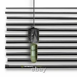 Saber 18m Baiting Pole with Spoon & Float Carp Fishing Tackle Long Reach Pole