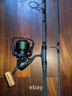 Sonik Insurgent 10ft 4.5lb Spod Rod + Vader Spod Reel. Nash scope atom etc