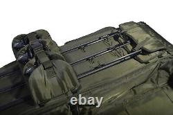 Sonik Transport System 3 Rod NEW Carp Fishing Luggage FC0004