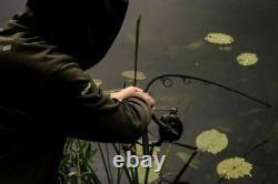 Sonik XTRACTOR 2 Rod Carp Kit Fishing Kit 2 Rods 2 Reels 1 Net FREE P&P