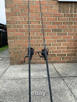 Sonik Xtractor Set up 9ft 3lb TC with spod rod and NASH scope 2 rod holdall