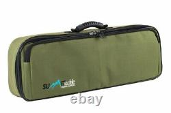 Summit tackle low profile Pod 3 rod fixed Stainless Steel carp fishing
