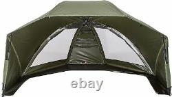 Wychwood New MHR MKII 60 Carp Fishing Brolly Shelter & Storm Poles