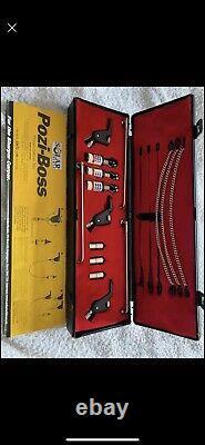 1x Solar Tackle 3 Rod Présentation Boîte Bobbins Hangers Pêche À La Carpe