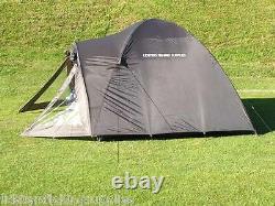 3 Rod Carp Fishing Mis En Place Bivvy Tent Chair Reels Bag Bait Mat Scales Net Alarms