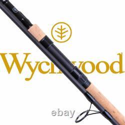 3x Wychwood Riot Cork Rods 10ft 3lb Carp Coarse Stalking Fishing Rod