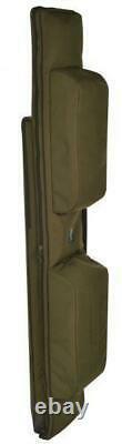 Aqua Products Full Rod Holdall Black Series / Carp Fishing Luggage