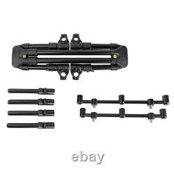 Avid Carp Lok Down Compact Rod Pod (a0480022) Nouvelle Livraison Gratuite