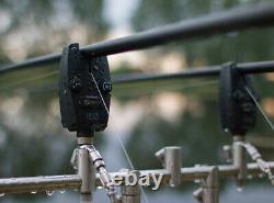 Carp Spirit Hd3 Alarme + Hdr3 Récepteur 2, 3 Ou 4 Rods Nouveau Ensemble D'alarme Pour Les Piqûres De Pêche