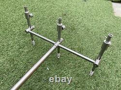 Defiant Mps Carp Fishing Rod Pod Fits Fox Solar Matrix