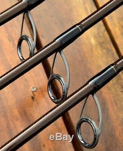 Ecu Empera Sb Classique 10ft 3lb Fuji Pleine Carp Rod Cork Nouveau Carpe Canne À Pêche