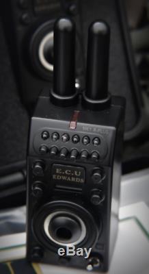 Edwards Sur Mesure Mises À Niveau Mk1 R Compact 3 Rod Bite Alarm Set Nouveau Pêche À La Carpe Ecu